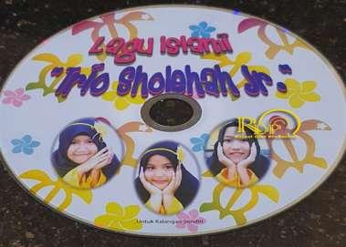 DVD Religi