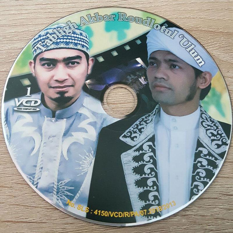 DVD Musik Religi