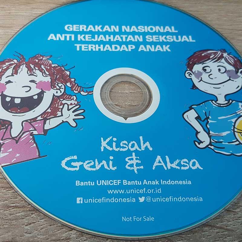 DVD Sosialisasi
